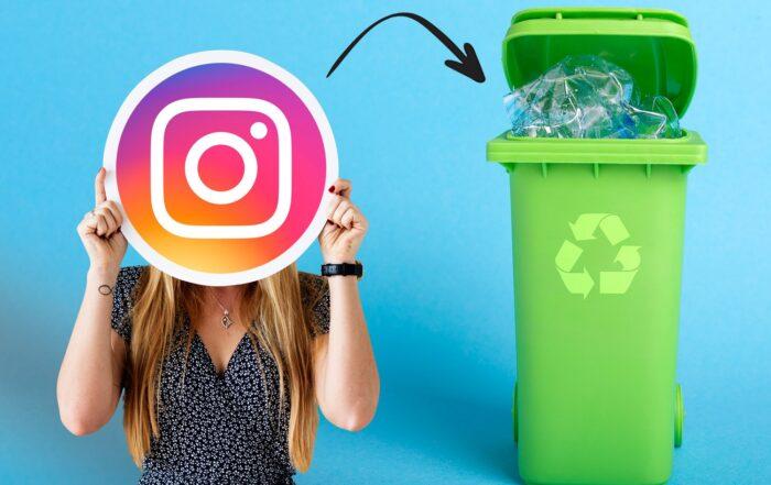 instagram verwijderen