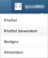 profiel bewerken instagram