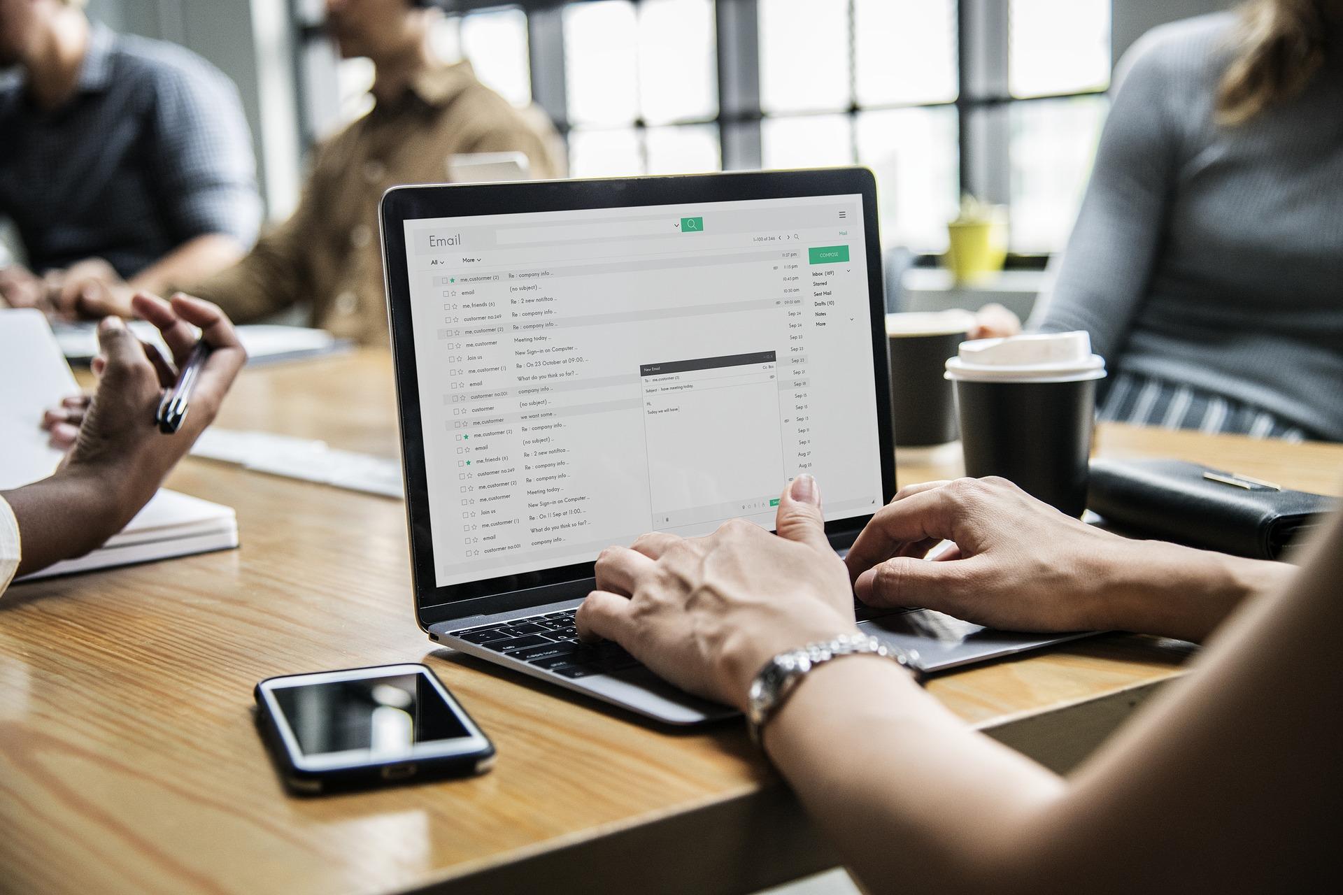 Webmail biedt tegenwoordig vele mogelijkheden
