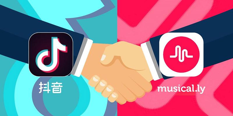 """musical.ly, de """"voorloper"""" van TikTok"""