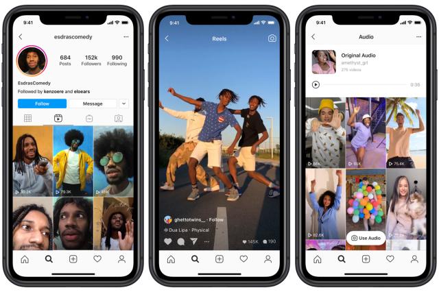 Instagram lanceert TikTok concurrent: Reels