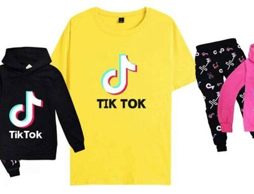 TikTok kleding