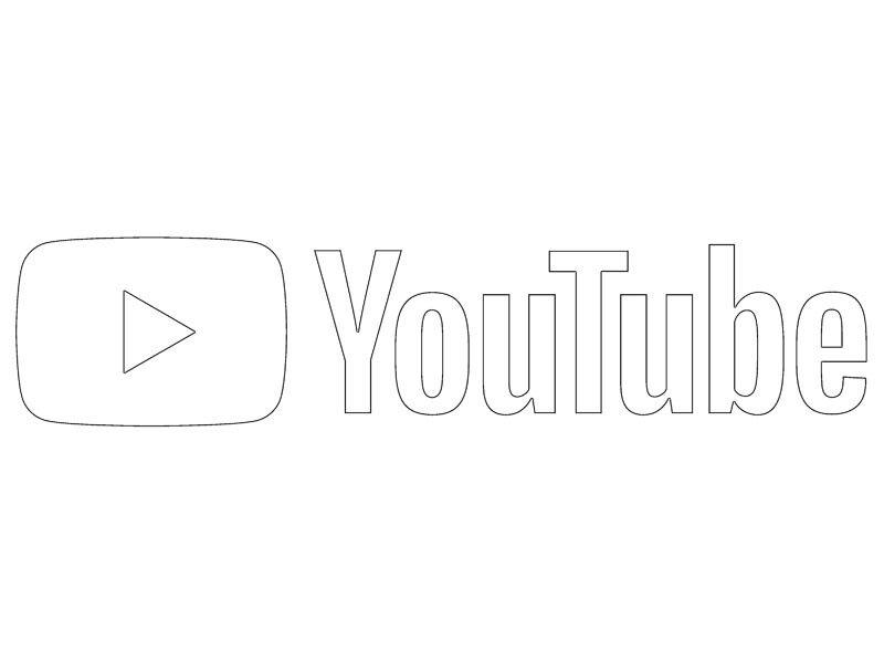 youtube kleurplaat