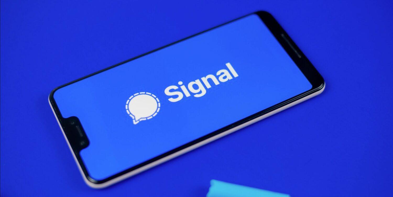 'Signal gebruikers verdubbeld van 20 naar 40 miljoen in een maand'