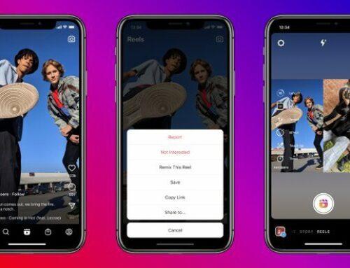 Instagram voegt TikTok functie toe in Reels